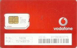 Mobil Phonecard Vodafone 4G READY - Portugal - Portugal