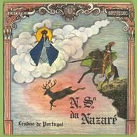 Nazaré - Nossa Senhora Da Nazaré - Lendas De Portugal - Vinil - Vinyl - Religion & Gospel