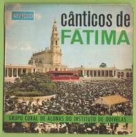 Fátima - Cânticos - Grupo Coral De Alunas Do Instituto De Odivelas - Vinil - Vinyl - Religion & Gospel
