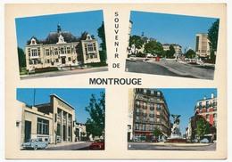 CPSM - MONTROUGE (Hauts De Seine) - Vues Multiples - Montrouge