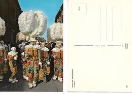 FOLKLORE DE BELGIQUE : Les GILLES / CPM N° 401 NEUVE / Bon état (vente En Nombre 2 Ex.) - Binche