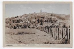 SAINT GALMIER - N° 5650 - VUE GENERALE COTE EST - FORMAT CPA NON VOYAGEE - France