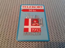 Denmark - Nice Phonecard - Denmark