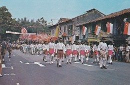 Singapore National Day Procession - Singapore