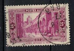 ALGERIE        N°  YVERT  108            OBLITERE       ( O   3/26 ) - Algerien (1924-1962)