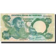 Billet, Nigéria, 20 Naira, Undated 2005, KM:26d, NEUF - Nigeria