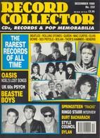 REVUE ANGLAISE RECORD COLLECTOR N° 232   De 1998 :  BEATLES , Stones , Queen    ETC ........... - Objets Dérivés