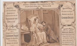 DALLOZ TRIGESTINE GOSIERINE HEMOGLOBINE GLYCERO ANTALGOL PHARMACEUTIQUE PHARMACIE MEDICAMENTS - Advertising