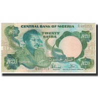 Billet, Nigéria, 20 Naira, Undated (2001), KM:26b, NEUF - Nigeria