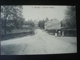 MARCHIN : Le RY De WAPPE En 1911 - Marchin