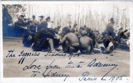 MISSOURI PHOTO CARTE THE IGGOROTIS SAINT LOUIS 1905 - St Louis – Missouri