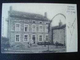 LIERNEUX : Hôtel ALBERT En 1904 - Lierneux