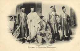 CONAKRY  Groupe De Musulmans   Precurseur RV - French Guinea