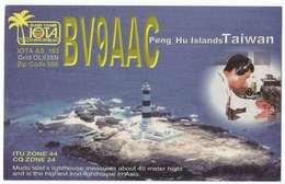 Lighthouses. Taiwan. - Formosa