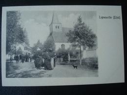 LIGNEUVILLE Avant  1906 - En Route Pour La Messe - Malmedy
