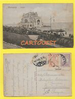 CPA Romania - CONSTANTA CASINO 1922 - Roumanie