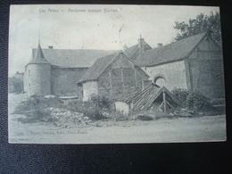 Les AVINS : Ancienne Maison BURTON En 1910 - Clavier