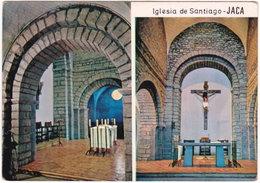Gf. JACA. Iglesia De Santiago. 45 - Huesca