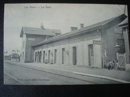 Les AVINS : La Gare En 1908 - Clavier