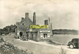 56 Arzon-Port Navalo, Moulin De Pen Castel, Belles Autos, Peugeot 403, Traction Citroën... - Arzon