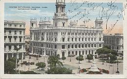 X117591 ANTILLES CUBA LA HAVANE LA HABANA LA HAVANA CENTRO ASTURIANO ASTURIANO CLUB - Cuba