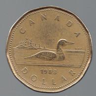 Pièce De 1 Dollar De 1988 - Canada