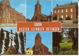 Groeten Uit Gooik-Kester-Leerbeek-Oetingen  (6 Zichten) - Gooik
