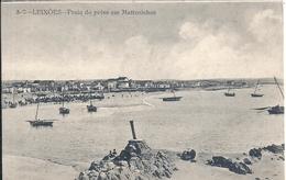 PORTUGAL - LEIXOES - Praia Do Peixe Em Mattosinhos - Dos 2 Timbres Non Oblitérés - Porto