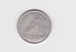 10  Cents Canada 1965   TTB - Canada