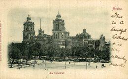 LA CATEDRAL   MEXICO - Mexique
