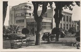 06 CPSM 9X14 ANTIBES LA POSTE 1949 - Antibes - Vieille Ville