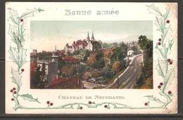 Carte P ( Suisse / Neuchâtel - Château ) - NE Neuchâtel