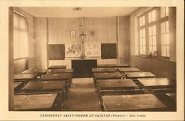 Naintre-pensionnat Saint Joseph De Naintre-une Classe-cpa - Autres Communes
