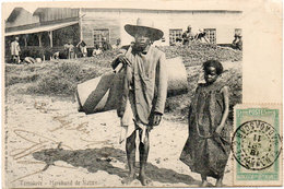 TAMATAVE - Marchand De Nattes (107121) - Madagascar