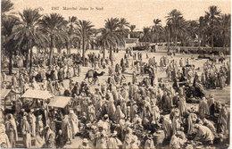 Marché Dans Le Sud    (107130) - Maroc