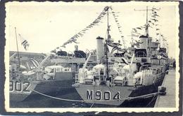 ST. KRUIS - Opleidingscentrum Zeemacht.St. Kruis - Belgische Zeemacht - Brugge