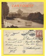 CPA CROATIE - ZAGREB - 1923 LA GARE DE CHEMIN DE FER - Croatie