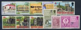 Îles Vierges Britanniques 1975/79 Neuf ** 100% Lieux Historiques, La Culture, Rowland Hill - Iles Vièrges Britanniques