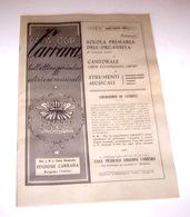 Musica Catalogo Bollettino Edizioni Musicali Carrara - Luglio/agosto Ed. 1960 - Formats Spéciaux
