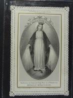 Canivet Edit. Letaille (706) Médaille Miraculeuses /17/ - Imágenes Religiosas