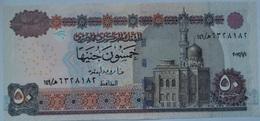 50 Pounds Egypt 2012 UNC-- OKDA (Egypte) (Egitto) (Ägypten) (Egipto) (Egypten)  Africa - Egitto