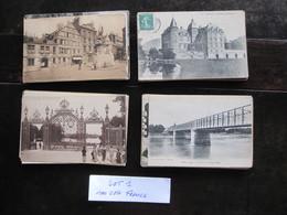 CPA - Carte Postale - Lot De 100 Cartes Postales De France - ( Lot 1 ) - Cartes Postales