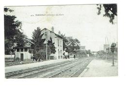 ALLIER 03 TREIGNAT La Gare - France
