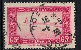 ALGERIE      N°  YVERT  113 A    OBLITERE       ( O   3/26 ) - Algeria (1924-1962)