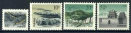 La Chine 1999 Mi. 3006-3009 Neuf ** 100% Grande Muraille De Chine - 1949 - ... People's Republic