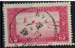 ALGERIE      N°  YVERT  113 A  ( 1 )      OBLITERE       ( O   3/26 ) - Algeria (1924-1962)