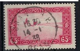 ALGERIE      N°  YVERT  113 A  ( 2 )      OBLITERE       ( O   3/26 ) - Algeria (1924-1962)