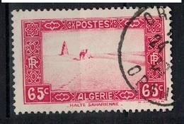 ALGERIE      N°  YVERT  113 A  ( 3 )      OBLITERE       ( O   3/26 ) - Algeria (1924-1962)