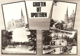 Groeten Uit Opoeteren   (4 Zichten) - Tervuren