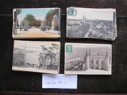 CPA - Carte Postale - Lot De 100 Cartes Postales De France - ( Lot 5 ) - Cartes Postales